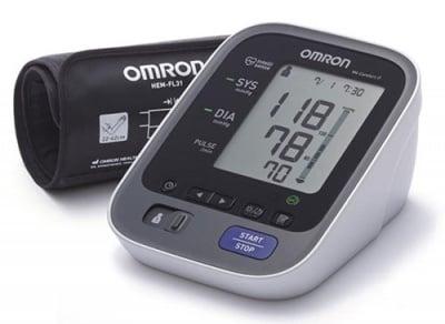 Digital apparatus for blood pressure Omron M6 COMFORT IT HEM-7322U-E / Елeктронен апарат за кръвно налягане Омрон M6 COMFORT IT HEM-7322U-E