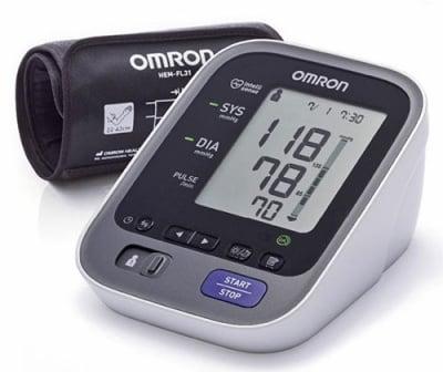 Digital apparatus for blood pressure Omron M7 Intelli IT / Елeктронен апарат за кръвно налягане Омрон M7 Intelli IT