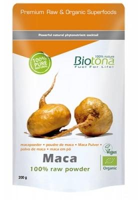 Biotоna Maca powder 200 g / Биотона Био Мака на прах 200 гр.