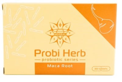 Probi herb maca root probiotic series 30 tablets Cvetita / Проби херб мака - пробиотик 30 таблетки Цветита