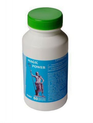 Magic power Mars 60 capsules / Меджик пауър Марс 60 капсули
