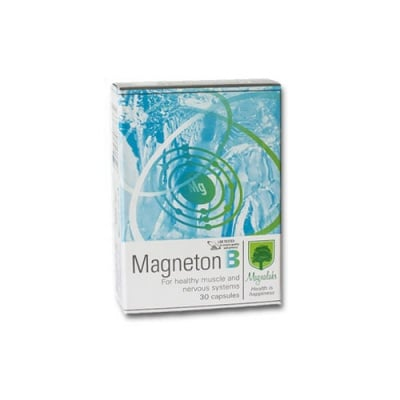 Magnalabs Magneton B 30 capsules / Магналабс Магнетон Б 30 капсули