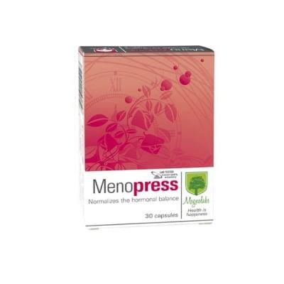 Magnalabs Menopress 30 capsules / Магналабс Менопрес 30 капсули