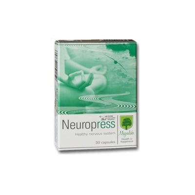 Magnalabs Neuropress 30 capsules / Магналабс Невропрес 30 капсули