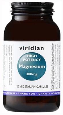 Magnesium 300 mg 120 capsules