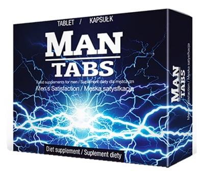 Man tabs 1 tablet / Мен табс 1 таблетка