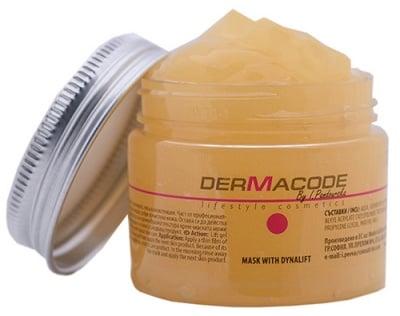 Dermacode gel mask dynalift 50 ml. / Дермакод Гел маска диналифт 50 мл.