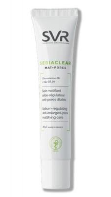SVR Sebiaclear MAT pores cream 40 ml. / Себиаклиър МАТ крем за свиване на пори 40 мл. SVR