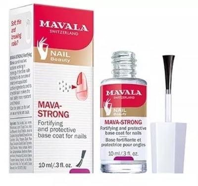 Mavala Mava-strong 10 ml / Мавала Мава-Стронг проникващ заздравител за нокти 10 мл.