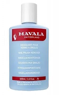 Mavala nail polish remover Blue 100 ml / Мавала лакочистител Блу 100 мл.