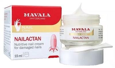 Mavala nutritive nail cream for damaged nails 15 ml / Мавала подхранващ крем за увредени и чупливи нокти 15 мл