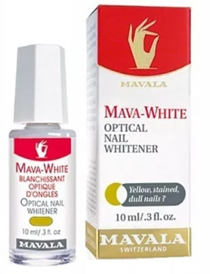 Mavala optical nail whitener 10 ml / Мавала избелващ продукт за нокти 10 мл.