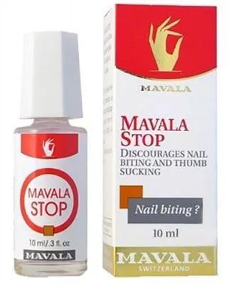 Mavala stop 10 ml / Мавала продукт против гризане на нокти 10 мл.