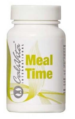 Calivita Meal time 100 chewable tablets / Каливита Папая ензими 100 дъвчащи таблетки