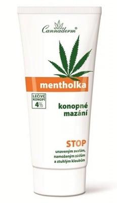 Cannaderm Mentholka gel - balsam 200 ml. / Канадерм Ментолка охлаждащ гел - балсам 200 мл.
