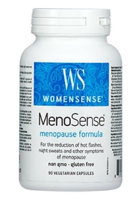 Menosense 410 mg 90 capsules Natural Factors / Меносенс 410 мг. 90 капсули Натурал Факторс