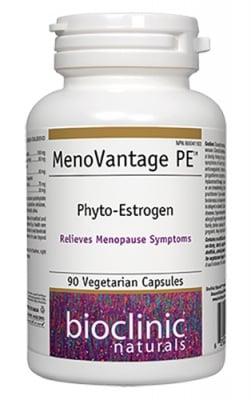 Menovantage PE 365 mg 90 capsules Natural Factors / Меновентейдж РЕ Фитоестроген 365 мг. 90 капсули Натурал Факторс