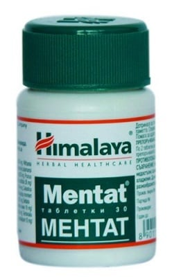 Mentat 30 tablets Himalaya / Ментат 30 таблетки Хималая