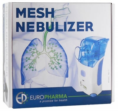 Inhalation device Еuropharma МESH / Апарат инхалатор ултразвуков Еурофарма МЕШ NB-11