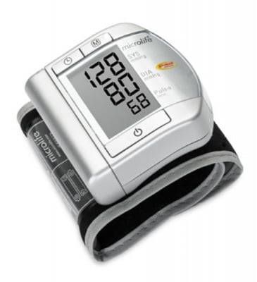 Electronic device for measuring blood pressure Microlife BP W100 / Електронен апарат за измерване на кръвно налягане Микролайф BP W100