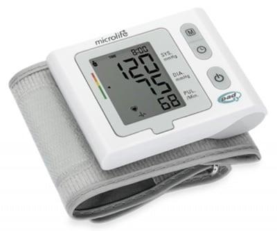 Electronic apparat for blood preassure measurement Microlife BP W2 Slim / Електронен апарат за измерване на кръвно налягане Микролайф BP W2 Slim