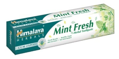 Mint fresh herbal toothpaste 75 ml. Himalaya / Паста за зъби мента гел 75 мл. Хималая