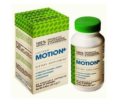 Laktera+ Motion 60 capsules / Лактера+ Моушън 60 капсули
