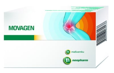 Movagen 30 tablets Neopharm / Моваген 30 таблетки Неофарм