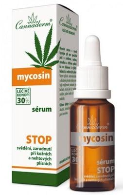 Cannaderm Mycosin serum against fungi 20 ml. / Канадерм Микосин серум срещу гъбички 20 мл.