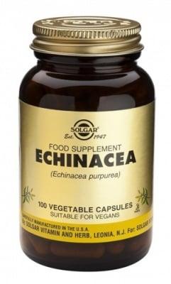 Echinacea 100 capsules Solgar / Ехинацея 100 капсули Солгар