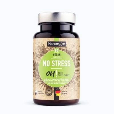 NatureOn No Stress! On 60 vegan capsules / НейчърОн Но Стрес! Он 60 броя капсули