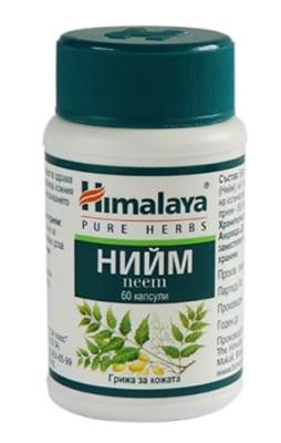 Neem 60 tablets Himalaya / Нийм 60 таблетки Хималая