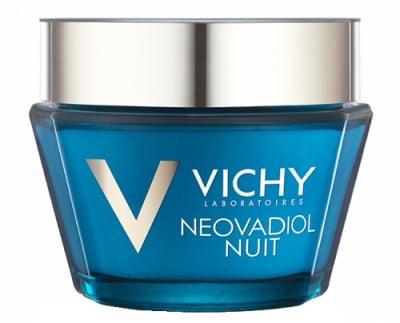 Vichy Neovadiol nuit Compensating complex night replenishing care 50 ml. / Виши Неовалидол Нощен Крем Компенсиращ комплекс 50 мл.