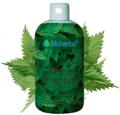 Bioherba nettle shampoo 200 ml. / Биохерба шампоан с Коприва 200 мл.
