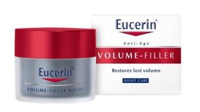 Eucerin Volume filler night 50 ml. / Еуцерин Волюм филър нощен лифтинг крем 50 мл.