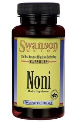 Swanson Noni 500 mg 60 capsules / Суонсън Нони 500 мг. 60 капсули