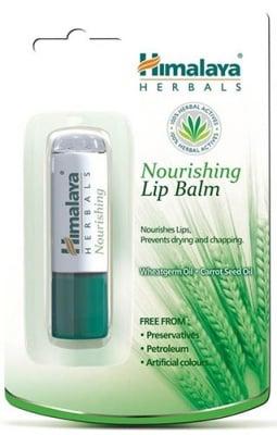 Nourishing lip balm 4.5 g Himalaya / Подхранващ балсам за устни с 4,5 гр. Хималая