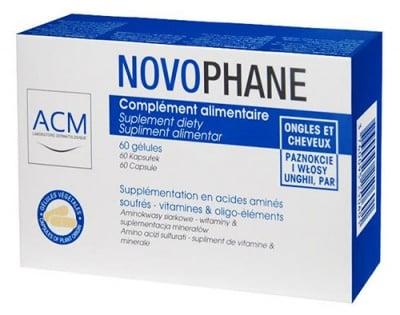 Novophane caps. 60 / Новофан 60 капсули