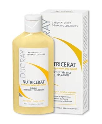 Ducray Nutricerat intense-nutrition shampoo for dry hair 200 ml / Дюкре Нутрисерат подхранващ шампоан за суха коса 200 мл.