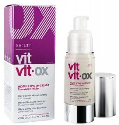 Vit vit ox microlifting face serum 30 ml. / Вит вит ох Микролифтинг серум за лице 30 мл.