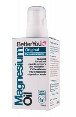 Better You magnesium oil original spray 100 ml. / Бетър Ю Трансдермален магнезиев спрей Оригинал 100 мл.