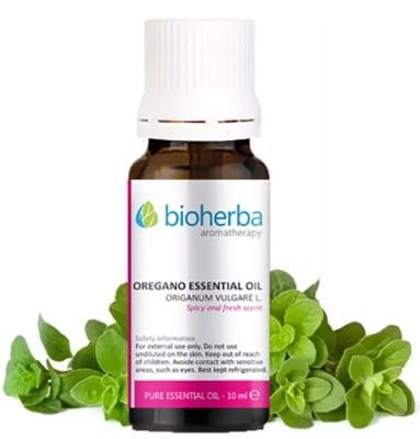 Bioherba Oregano essential oil 10 ml. / Биохерба Етерично масло от риган 10 мл.