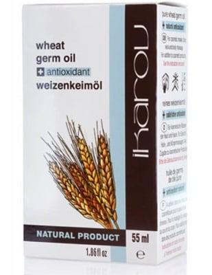 Ikarov Wheat germ oil 55 ml. / Икаров Пшенично масло 55 мл.