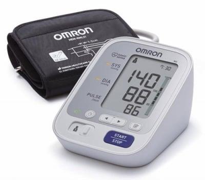 Digital device for measuring blood pressure Omron M3 НЕМ - 7131 - Е / Електронен апарат за измерване на кръвно налягане Омрон М3 НЕМ - 7131 - Е