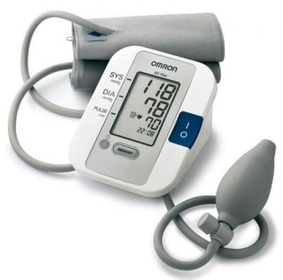 Digital device for measuring blood pressure Omron M1 Plus 4011C - E / Електронен апарат за измерване на кръвно налягане Омрон М1 Plus 4011C - E