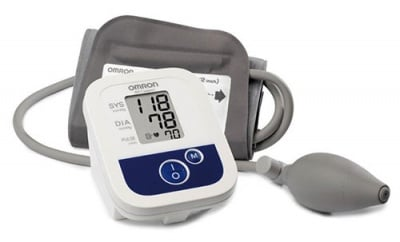 Digital device for measuring blood pressure Omron M1 Compact 4022 - E / Електронен апарат за измерване на кръвно налягане Омрон М1 Compact 4022 - E
