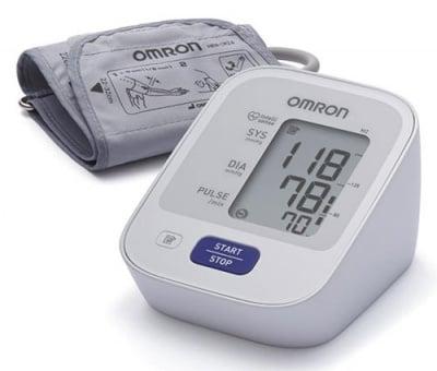 Digital device for measuring blood pressure Omron M2 HEM - 7121 - E / Електронен апарат за измерване на кръвно налягане Омрон М2 HEM - 7121 - E