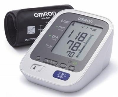 Digital device for measuring blood pressure Omron M6 Comfort HEM - 7321 - E / Елeктронен апарат за измерване на кръвно налягане Омрон M6 Comfort HEM - 7321 - E
