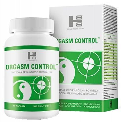 Orgasm control 60 capsules / Оргазъм контрол 60 капсули