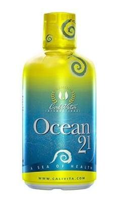 Calivita Ocean 21 946 ml. / Каливита Океан 21 разтвор 946 мл.